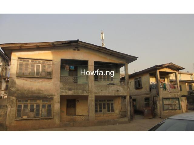 2 plots of land at Surulere - 1