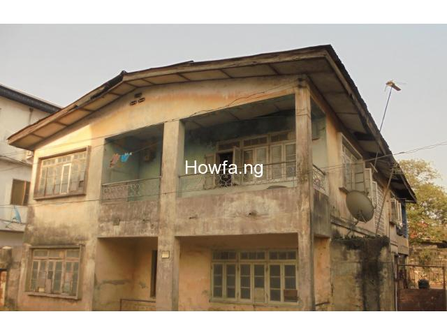 2 plots of land at Surulere - 2