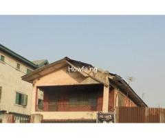 A Storey Building for sale at Surulere - Image 1
