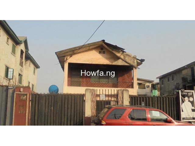 A Storey Building for sale at Surulere - 2