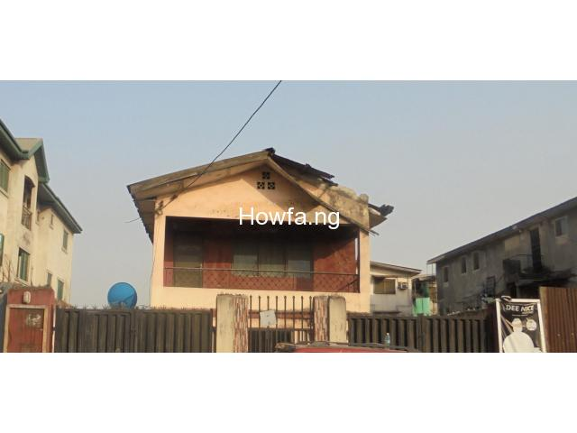 A Storey Building for sale at Surulere - 3