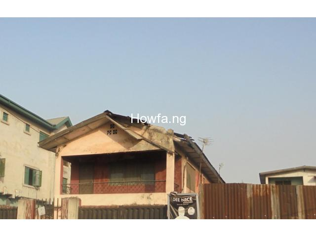 A Storey Building for sale at Surulere - 4