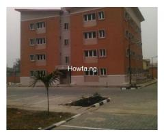 A newly built massive miniflat at magodo for sale