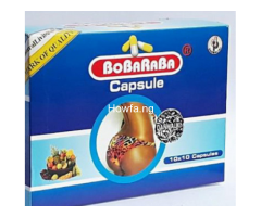 Bobaraba capsules (100 caps)