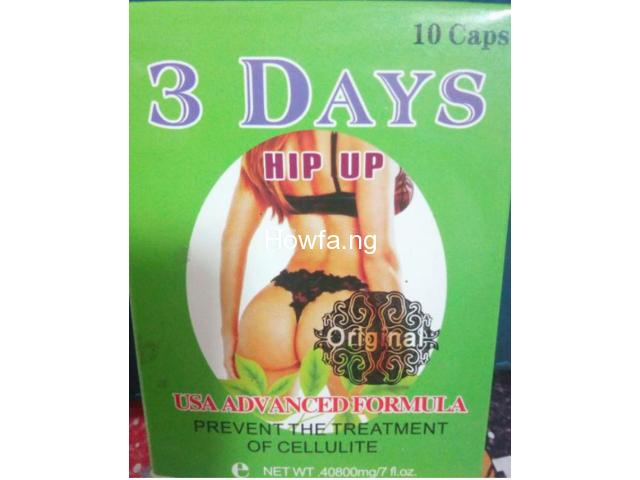 3 days hip up(100caps) - 1