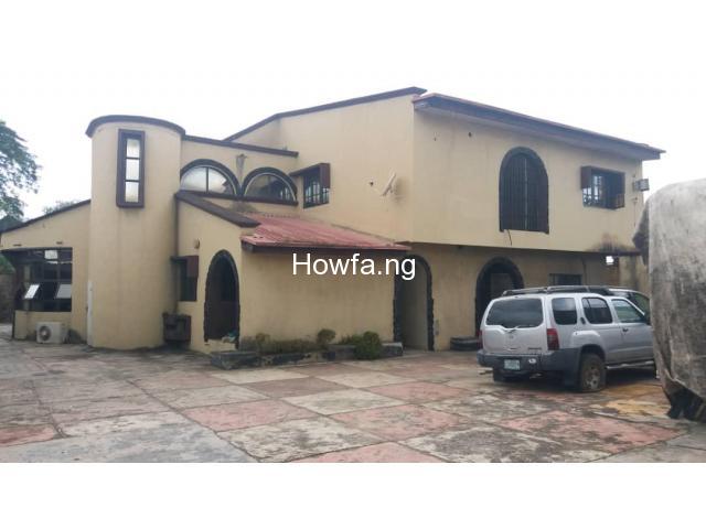 6 Bedrooms All Ensuit Duplex For Sale at Festac Town - 2