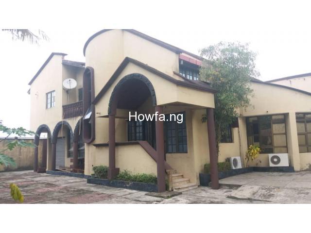 6 Bedrooms All Ensuit Duplex For Sale at Festac Town - 3