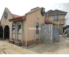 7 BEDROOM DETACHED HOUSE AT RANDLE AVENUE SURULERE - Image 1