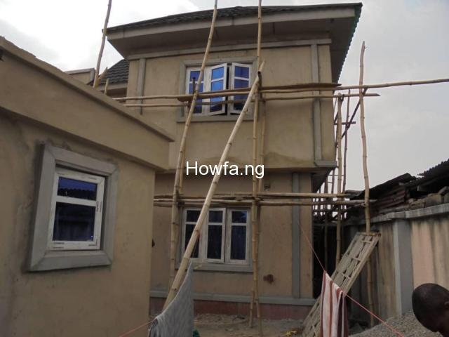 7 BEDROOM DETACHED HOUSE AT RANDLE AVENUE SURULERE - 2