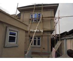 7 BEDROOM DETACHED HOUSE AT RANDLE AVENUE SURULERE - Image 2