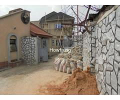 7 BEDROOM DETACHED HOUSE AT RANDLE AVENUE SURULERE - Image 3