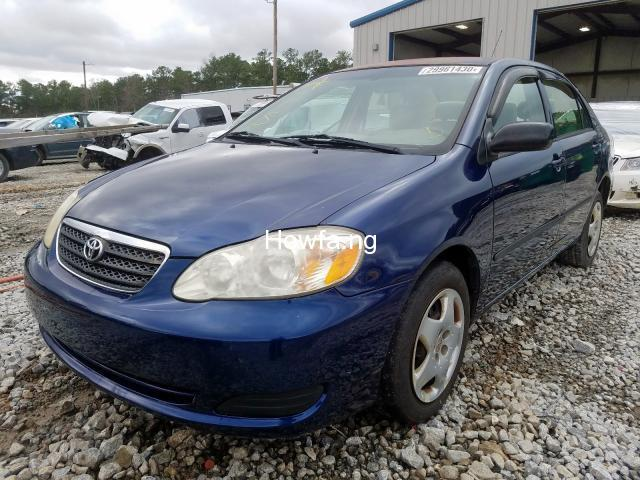 Clean sparkling Toyota Corolla sport 2005 model in a perfect condition - 4
