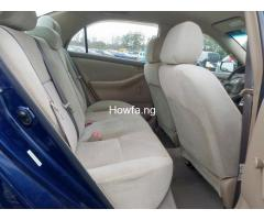 Clean sparkling Toyota Corolla sport 2005 model in a perfect condition - Image 7