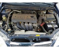 Clean sparkling Toyota Corolla sport 2005 model in a perfect condition - Image 9