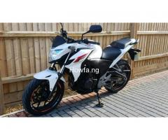 Honda CB500F A in a perfect working condition