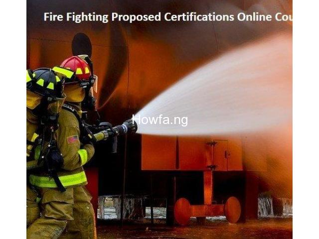 BASIC FIRE PREVENTION SAFETY & ADVANCED PRACTICAL FIRE FIGHTING TRAINING - 10