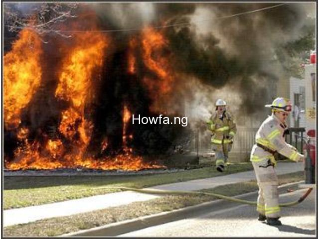 BASIC FIRE PREVENTION SAFETY & ADVANCED PRACTICAL FIRE FIGHTING TRAINING - 11