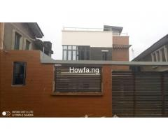 A newly Built 5 Bedroom detached house with all facilities at Surulere
