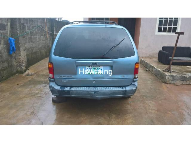 URGENT SALE: FORD WINDSTAR SPACE-BUS 3.8 V6 2000 MODEL AUTOMATIC - 1