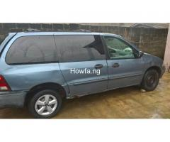 URGENT SALE: FORD WINDSTAR SPACE-BUS 3.8 V6 2000 MODEL AUTOMATIC - Image 5
