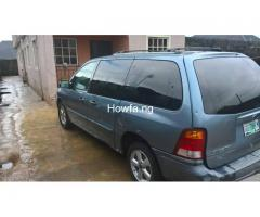 URGENT SALE: FORD WINDSTAR SPACE-BUS 3.8 V6 2000 MODEL AUTOMATIC - Image 7