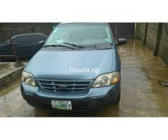 URGENT SALE: FORD WINDSTAR SPACE-BUS 3.8 V6 2000 MODEL AUTOMATIC - Image 11