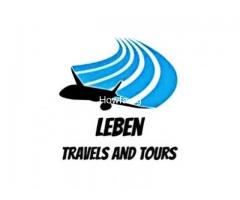 Leben Travels And Tours - Image 1