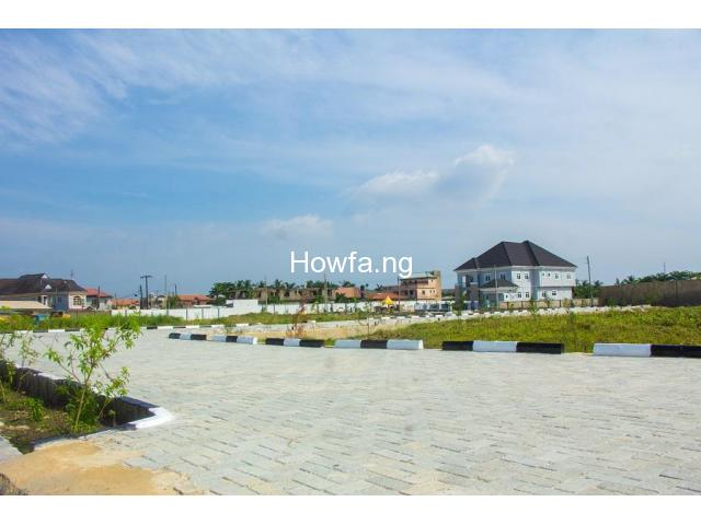Serviced Estate Land for Sale!!!! - 2