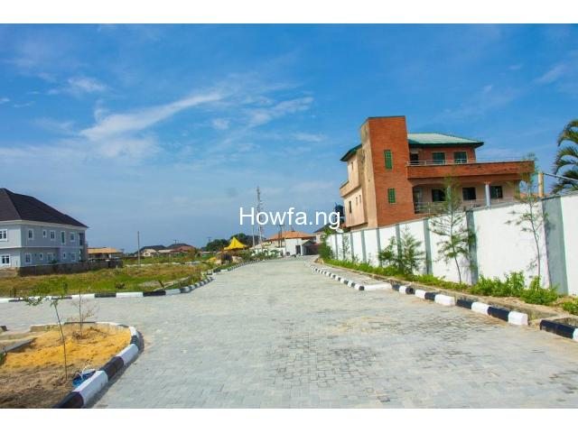 Serviced Estate Land for Sale!!!! - 3