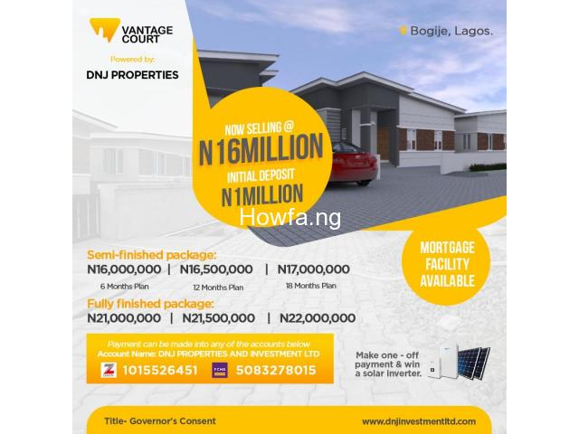The most sought-after home in Lekki,Lagos right now!!! - 1