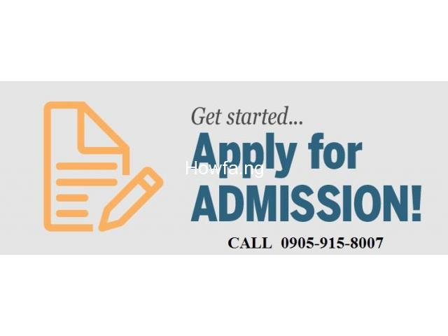 Nile University of Nigeria 2020/2021 Admission Form/Post UTME Form Call 09059158007. - 1