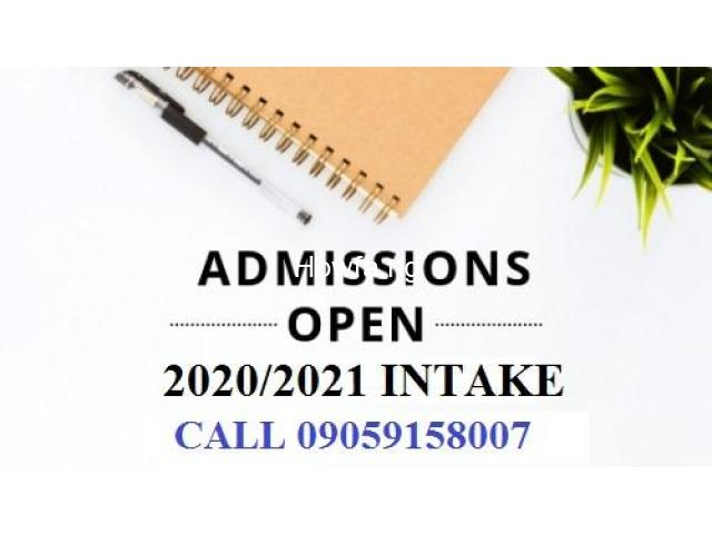 Veritas University admission 2020/2021 Admission Form/Post UTME Form Call 09051835536. Masters Form - 1