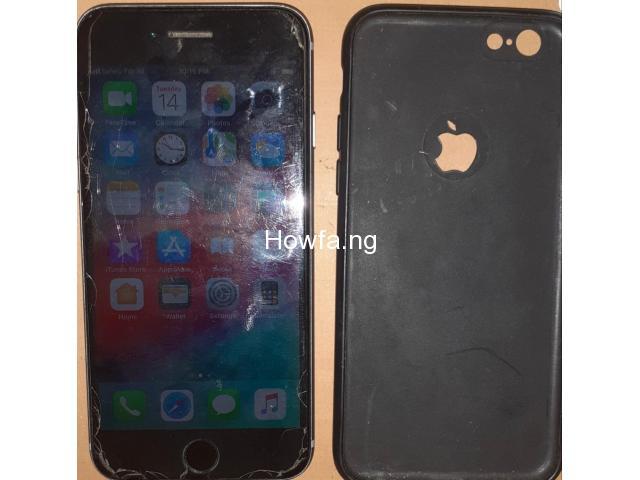 Neatly used iPhone 6 - 1