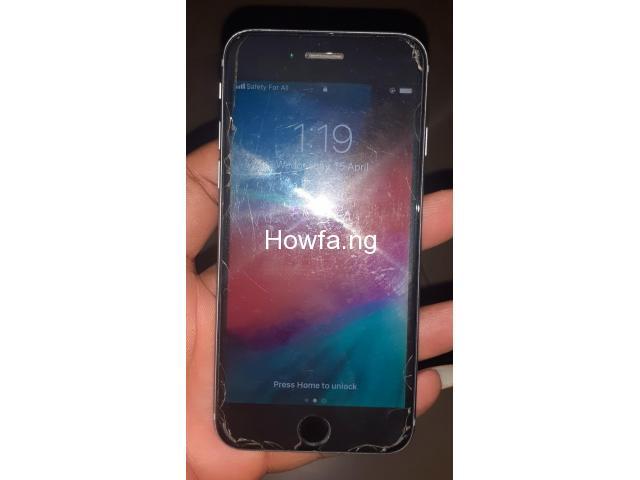 Neatly used iPhone 6 - 4