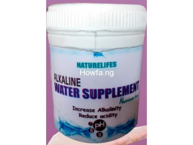 Alkaline supplement - 1