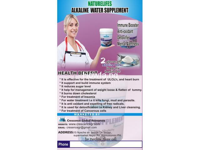 Alkaline supplement - 2