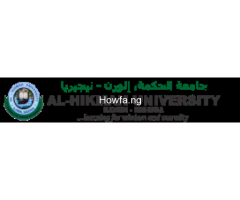 Al-Hikmah University is an Islamic university located in Ilorin, Kwara State