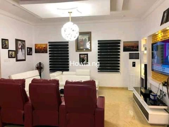 A 4 Big Bedroom masion for sale at ojodu Berger - 4