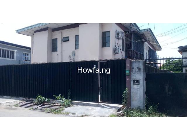 4 nos, Executive 3 bedroom flats for sale at surulere - 1
