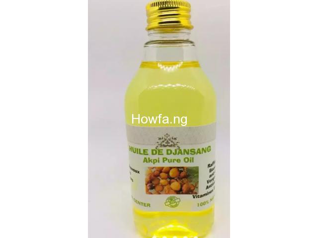 Akpi or Njansang Oil/jasmine Oil - 1