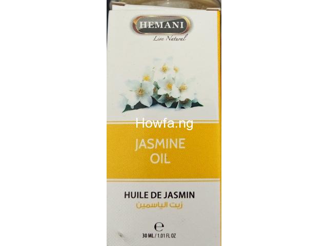 Akpi or Njansang Oil/jasmine Oil - 2