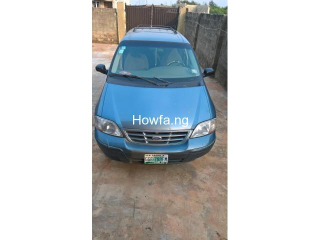 2000 FORD WINDSTAR MINI SPACE-BUS FOR SALE - 3