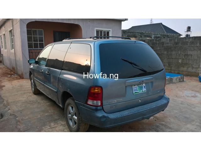 2000 FORD WINDSTAR MINI SPACE-BUS FOR SALE - 6