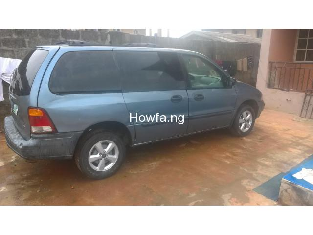2000 FORD WINDSTAR MINI SPACE-BUS FOR SALE - 7