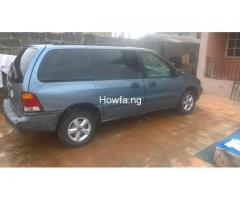 2000 FORD WINDSTAR MINI SPACE-BUS FOR SALE - Image 7