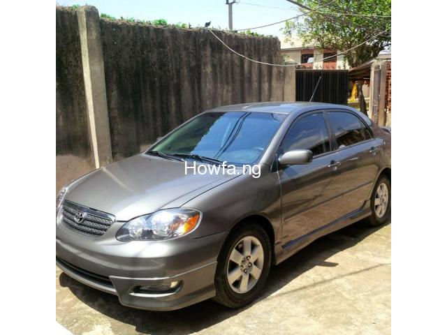 2004Toyota corolla for sale - 1