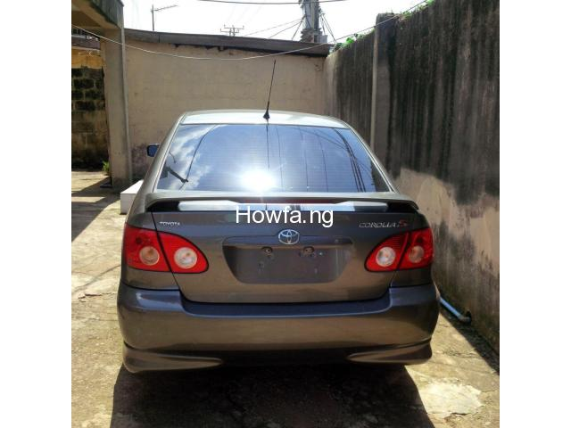 2004Toyota corolla for sale - 2