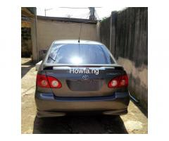 2004Toyota corolla for sale - Image 2