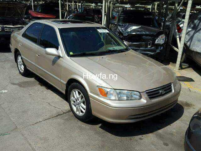 2001Toyota camry for sale - 1