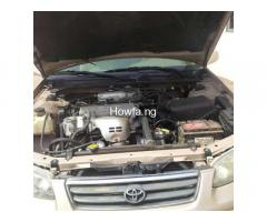 2001Toyota camry for sale - Image 5